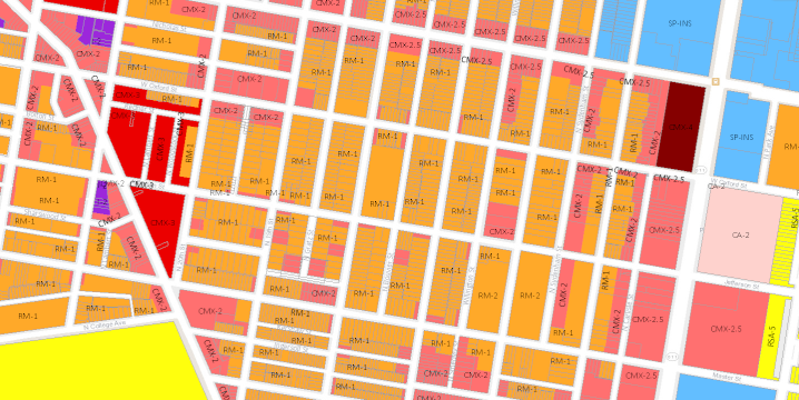 In The News: Planning Commission supports 36 changes to zoning code