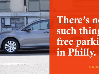 In The News: There's no such thing as free parking in Philly, says economist who calculated how much