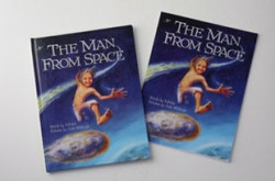Man From Space Books