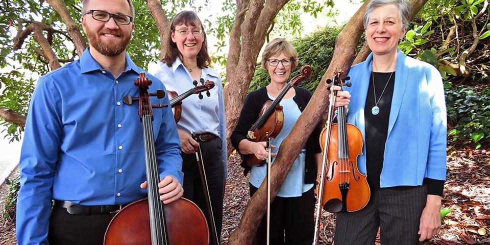 Arcata Bay String Quartet | HSU Faculty Artist Series