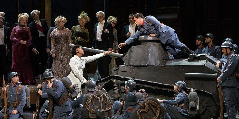 MET Opera at Minor Theatre | La Fille du Régiment