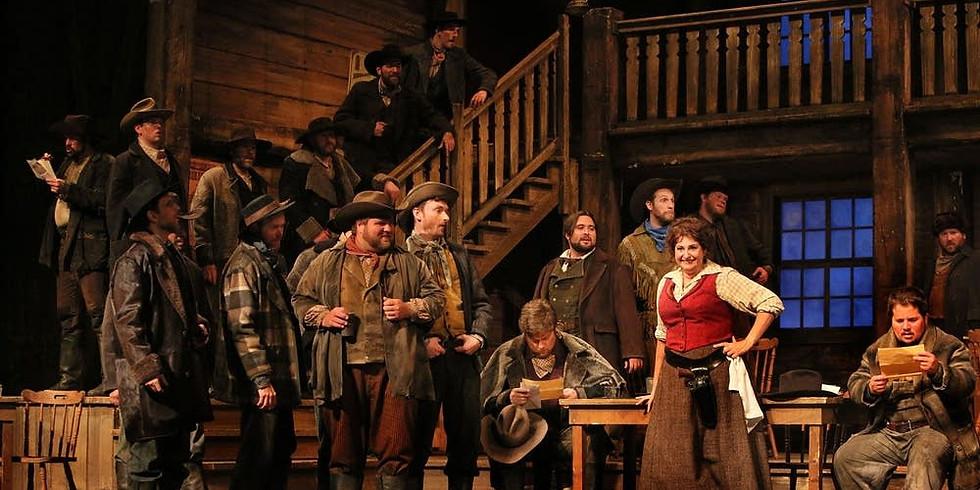 MET Opera: La Fanciulla del West | Minor Theatre