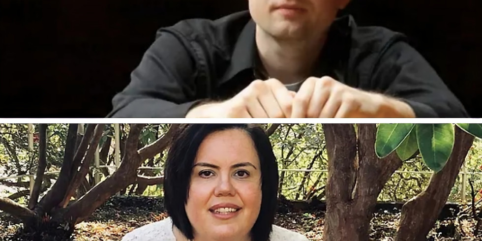 Ryan MacEvoy-McCullough & Daniela Mineva Duo Piano Recital | HSU Guest Artist Series