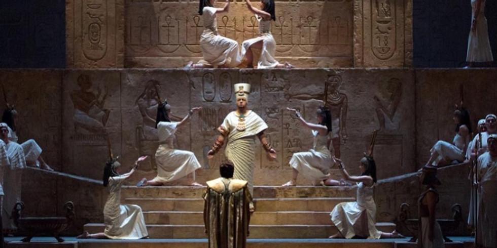 Met Opera at the Minor: Verdi's Aida