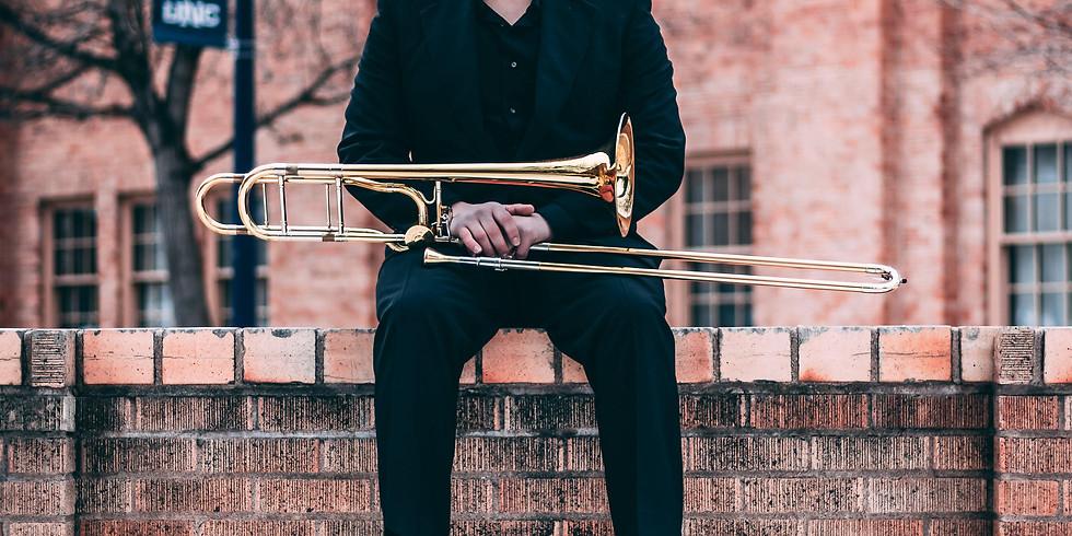 Craig Hull: Trombone   HSU Guest Artist Series
