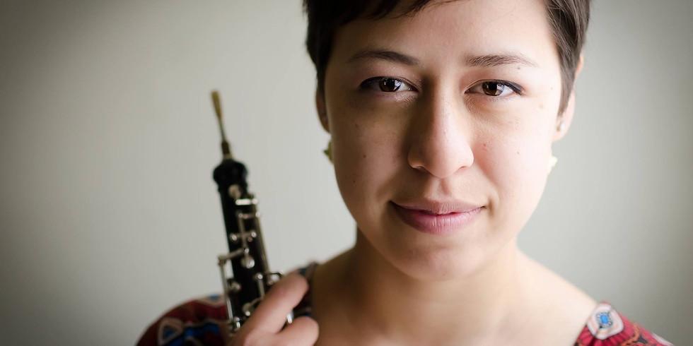HSU Guest Artist Series Concert: Rachel Kamradt, oboe
