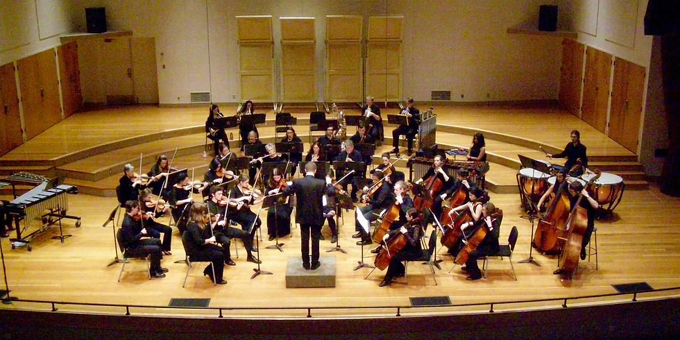 Humboldt Symphony | HSU Music Series