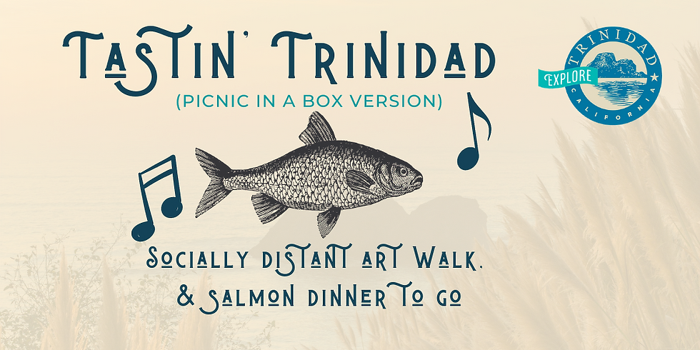 Tastin' Trinidad (Picnic in a Box Version)