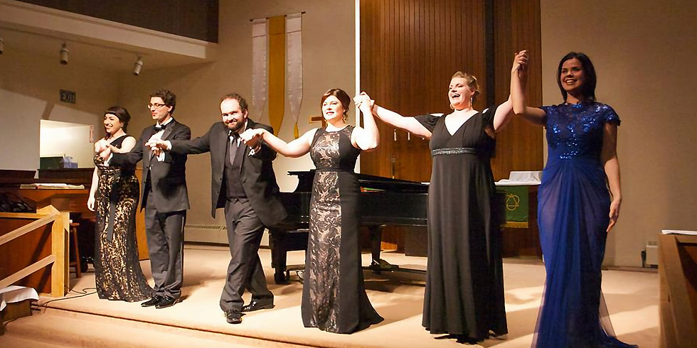 Eureka Chamber Series | San Francisco Opera Singers