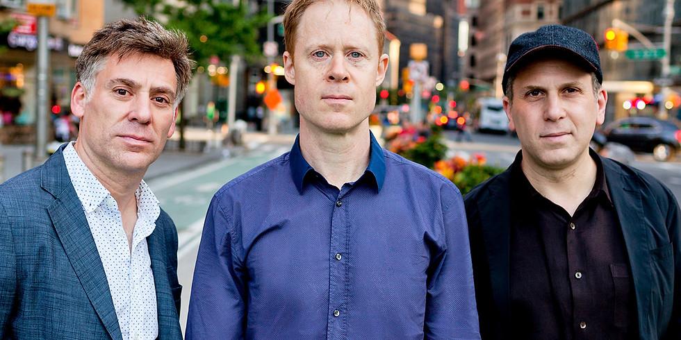 Peter Bernstein, Larry Goldings, & Bill Stewart Trio   Redwood Jazz Alliance