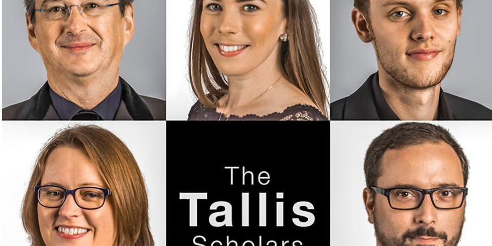 The Tallis Scholars (vocal music)   HSU Music