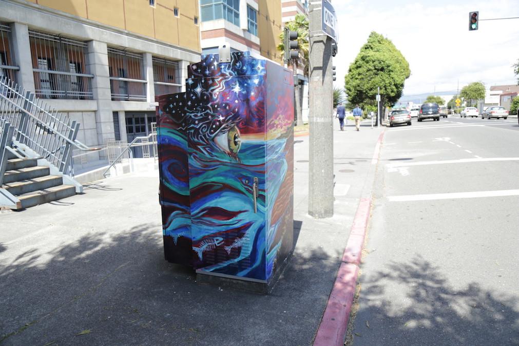 Eureka Box Art Sea | Cyclops