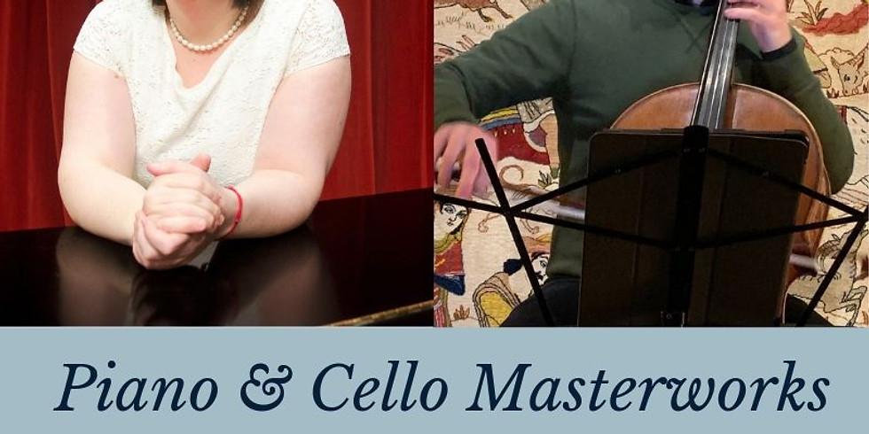 TBAM   Piano and Cello Masterworks