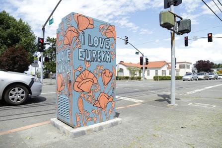 Eureka Box Art | I love Eureka