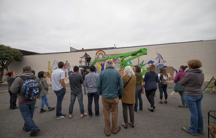 2018 Eureka Street Art Festival Guided Tours