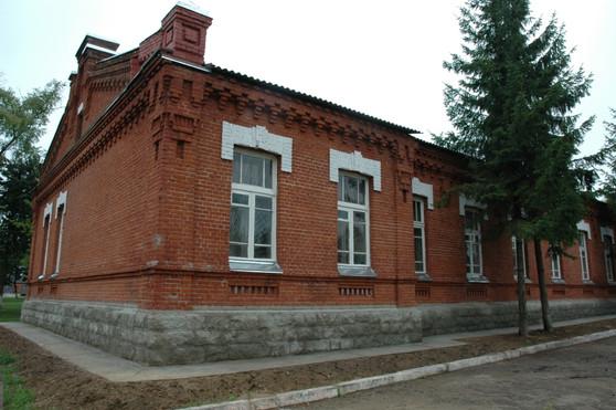 Казармы Кутассккого полка