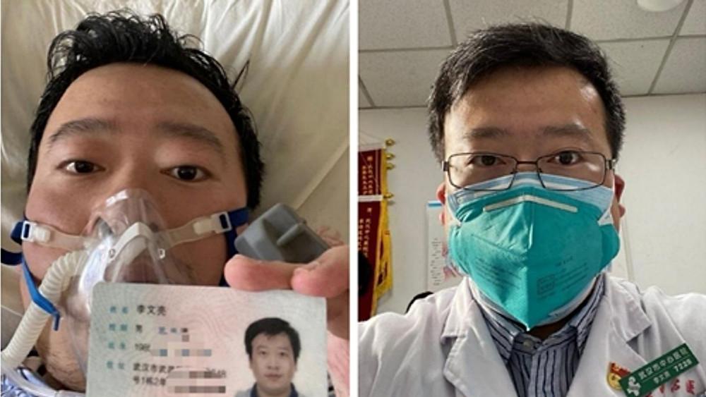بعدما سخرت منه الصين: إعتذار رسمي للطبيب الذي أخبر العالم عن كورونا