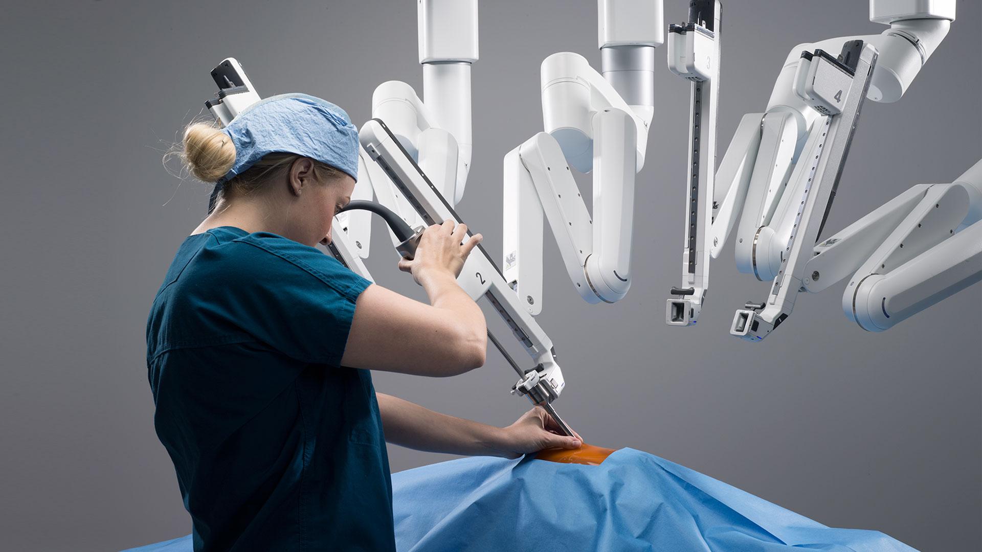 جراحة الروبوت
