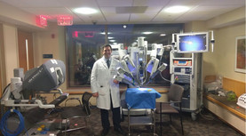 شاهد دقة جراحة الروبوت !!