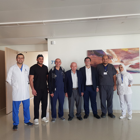 قصة نجاح في مستشفى فرح