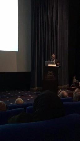 محاضرة علمية في جمعية الجراحين الأردنية