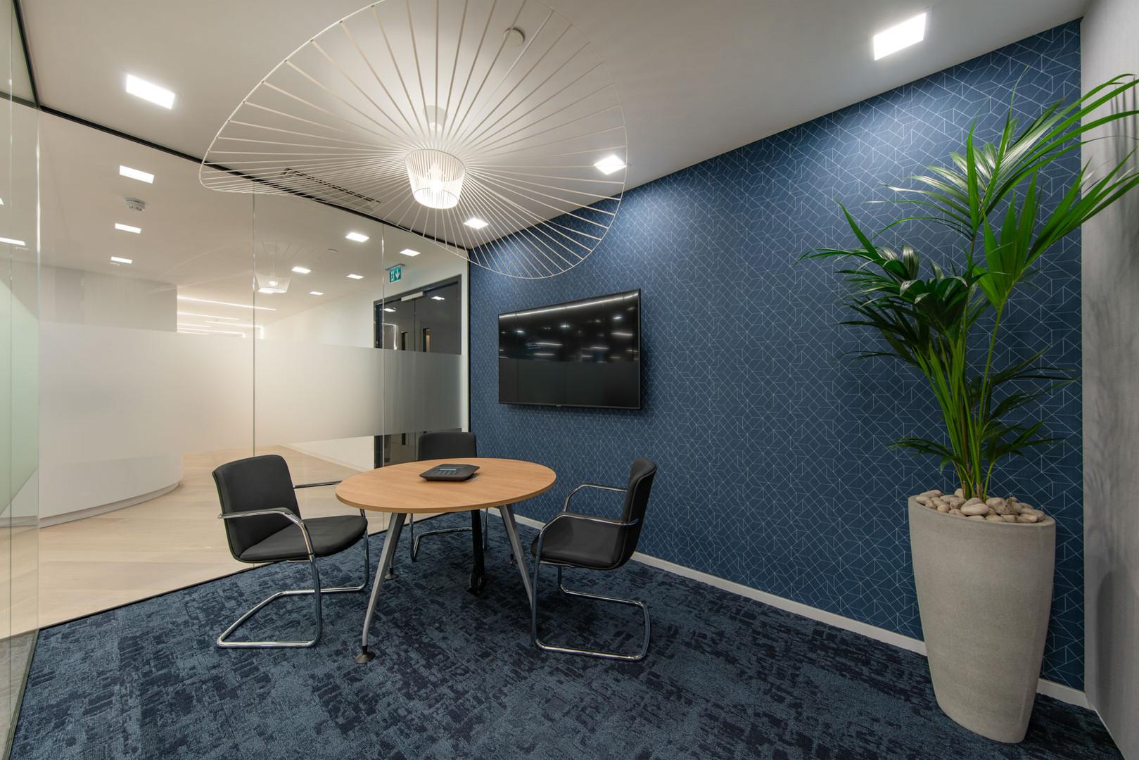 Compass Lexecon Meeting Room