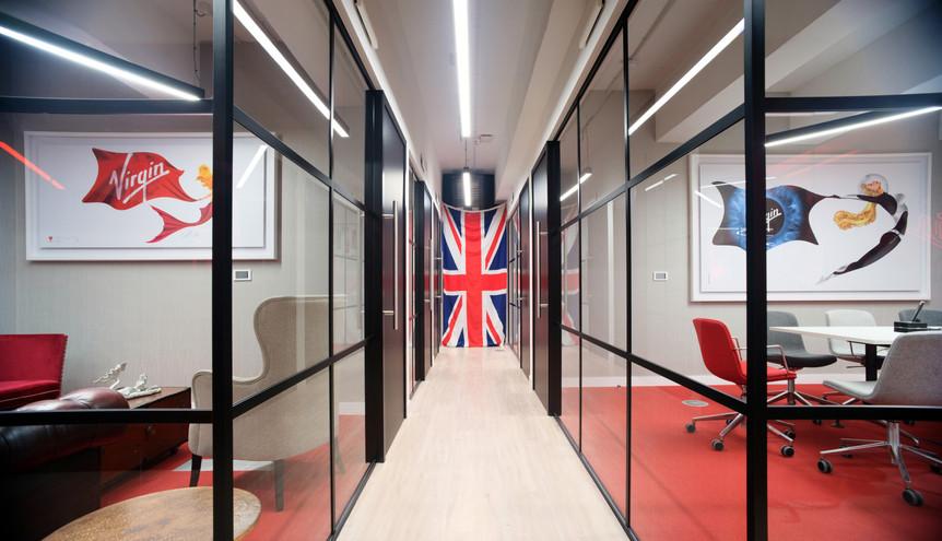 Virgin Red Corridor