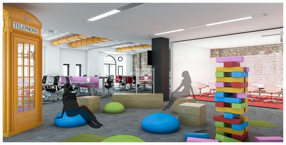 As office interior design develops – what 6 key things are becoming outdated? And what are the new i