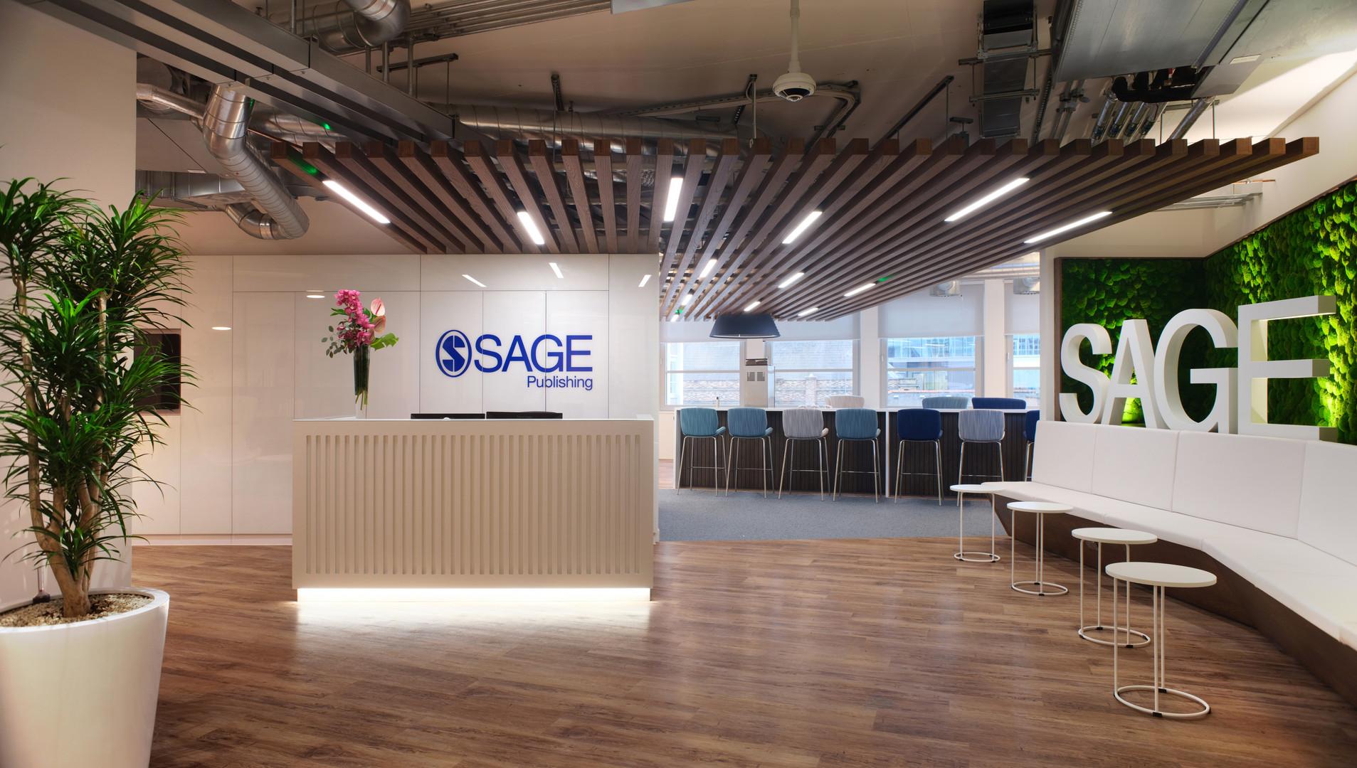 Sage Reception