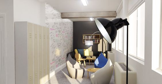 Exploring how office design is transforming to be more like our homes...