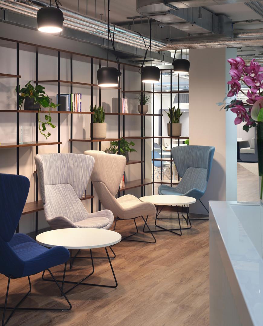 Sage Visitor Lounge