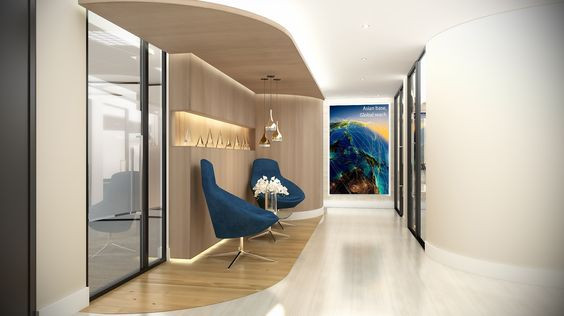 8 Ways to maximise space with a smaller office footprint.