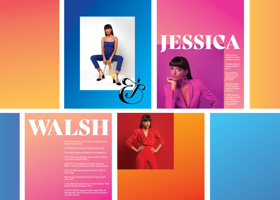 Jessica Walsh Poster