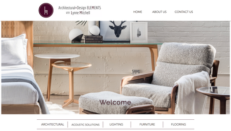 ELEMENTS Website Redesign