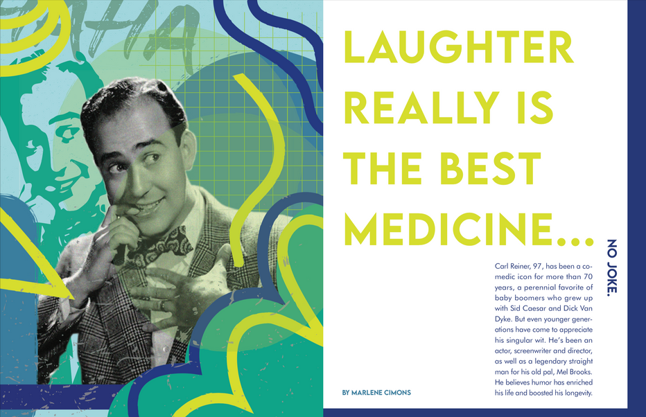 Dimple Magazine: Laughter Feature