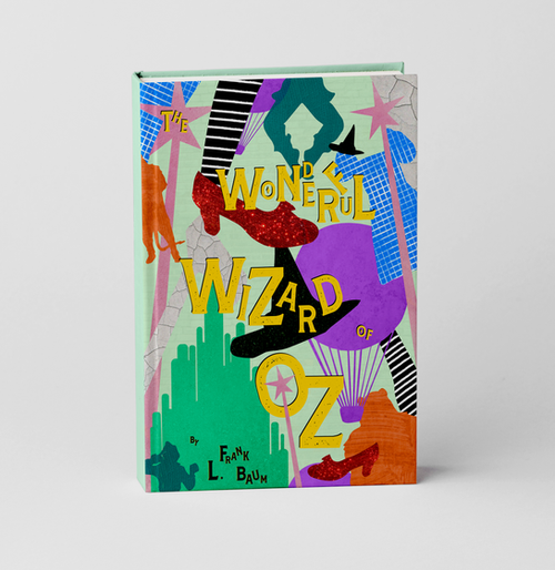 Wizard of Oz Book Redesign
