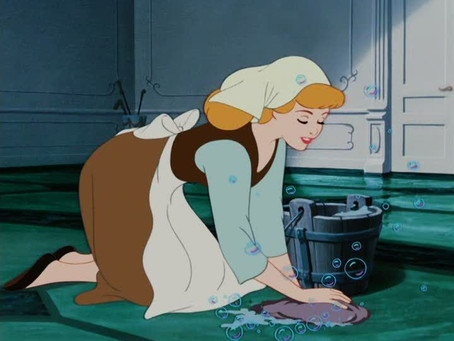 The First of the Four Characters: Cinderella