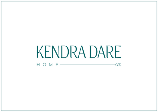 Kendra Dare Home Blog