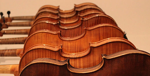 Violin repairs, hire and restoration