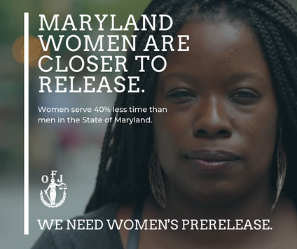 Maryland women are closer to release.