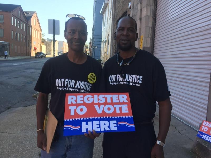 Voter Registration Campaign