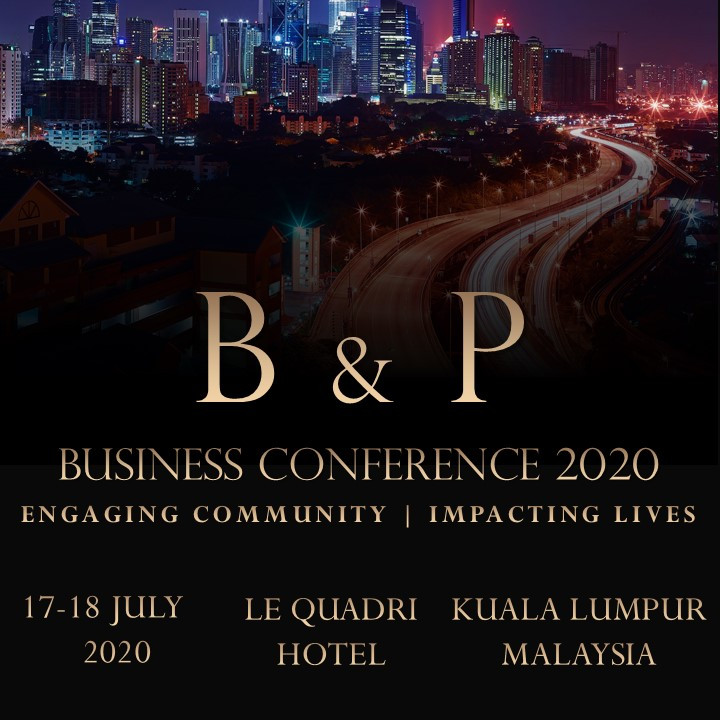 B&P BUSINESS CONFERENCE 2020