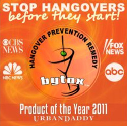 Bytox Hangover Prevention