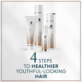 4 Steps to Healthier Hair