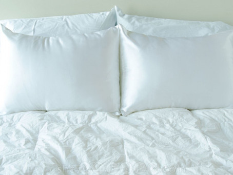 Satin Pillowcases... perfection