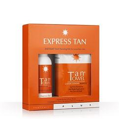 Tan-Towel Express Tan Kit