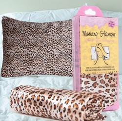Morning Glamour Satin Pillowcases
