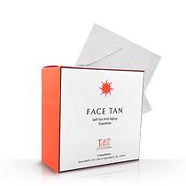 Tan-Towel Face Tan (anti-aging)