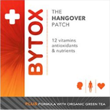 Bytox Hangover Patch package