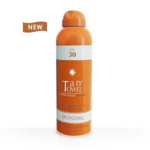 Tan-Towel Bonzing Sunscreen Mist